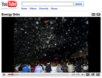 Watch on You Tube - Spirit Orbs