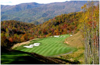 Golf Course at Balsam Mountain Preserve