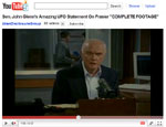 John Glenn video on You Tube