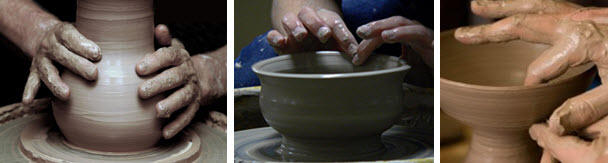 Clay in a Potter's Hands